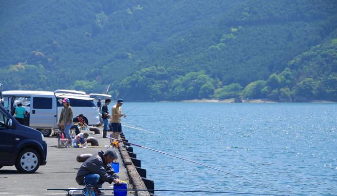 海釣りに行こう!